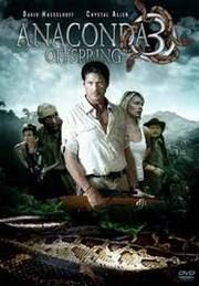 Anaconda 3: La amenaza