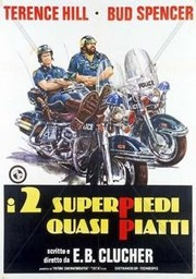 Bud Spencer y Terence Hill: Dos Superpolicias