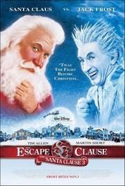 Santa Clausula 3: El Escape De Santa