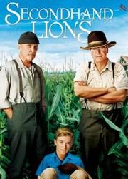 Ver Película Leones de segunda mano (2003)
