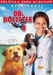 Dr. Dolittle 4 Perro Presidencial
