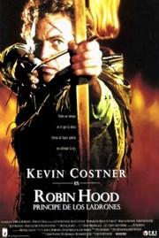 Robin Hood principe de los ladrones