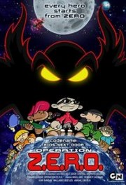 Codename Kids Next Door. Operacion C.E.R.O.