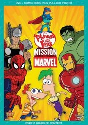Phineas y Ferb: Mision Marvel