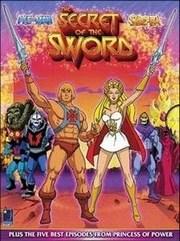 He-Man y She-Ra: El secreto de la espada