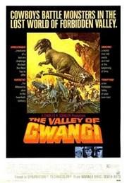 Ver Película El Valle de Gwangi (1969)