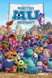 Ver Pel�cula Monsters University (2013)