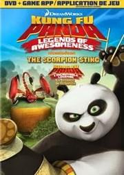 Kung Fu Panda: The Scorpion Sting