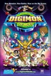 Digimon: La Pelicula