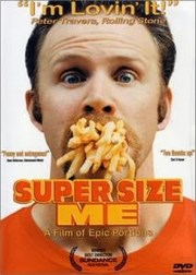 Super size me: Super Tamaño