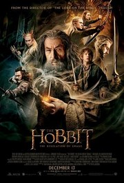 El Hobbit: La desolación de Smaug (the hobbit 2)