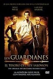 Los Guardianes: El Tesoro del Rey Salomon