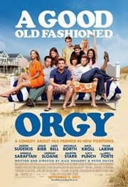 Ver Película A Good Old Fashioned Orgy (2011)