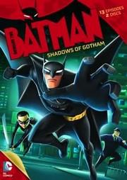 Batman Shadows Of Gotham
