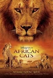 Ver Película Felinos de Africa (2011)