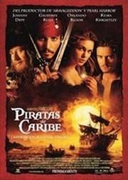 Piratas del Caribe: La maldicion del Perla Negra