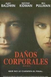 Ver Pel�cula Da�os Corporales (1993)