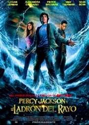 Percy Jackson y el ladr�n del rayo