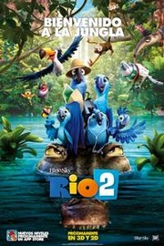 Río 2 [BRRip] [1080p] [Full HD] [Latino] [MEGA]