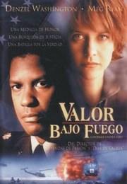 Ver Pel�cula Valor Bajo Fuego (1996)