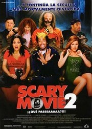 Scary Movie 2 HD-Rip