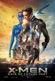 X-Men Dias del futuro pasado