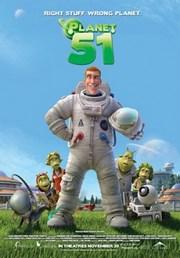 Ver Película Planeta 51 (2009)
