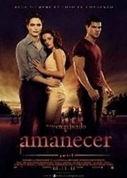 Ver Película La saga Crepusculo: Amanecer Parte 1 (2011)