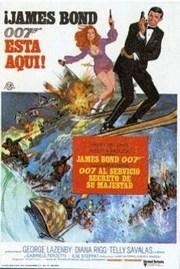 007 Al Servicio Secreto de su Majestad