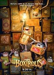 Los Boxtrolls Pelicula
