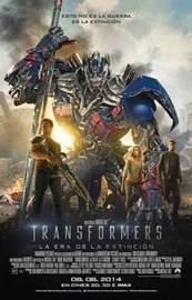 Ver Película Transformers 4: La Era de la Extincion (2014)