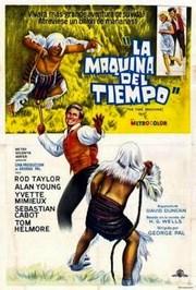 Ver Película La Máquina del Tiempo (1960)