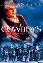 John Wayne y Los Cowboys