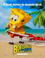 Bob Esponja: Un h�roe fuera del agua
