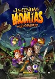 Ver Película La leyenda de las momias de Guanajuato (2014)