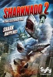 Ver Película Sharknado 2 (2014)