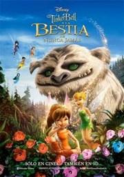 Ver Película Tinker Bell y la Bestia de Nunca Jamas (2014)