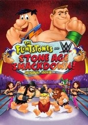 Ver Película Los Picapiedras y WWE: Smackdown en la Edad de Piedra (2015)