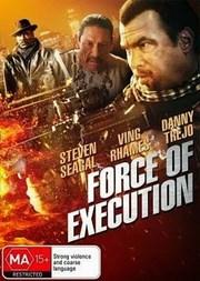 Ver Pel�cula Fuerzas de Ejecucion (2013)
