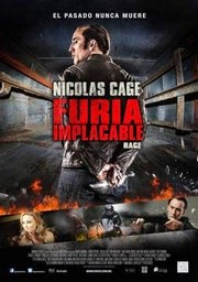 Ver Película Furia Implacable (2014)