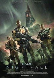 Ver Película Halo: Nightfall (2014)