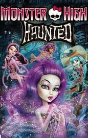 Monster High: Fantasmagóricas Pelicula