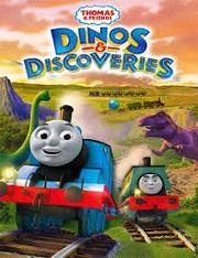 Ver Película Thomas y sus amigos: Dinos y Descubrimientos (2015)