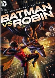 Ver Pel�cula Batman vs Robin (2015)