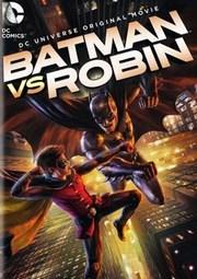 Ver Película Batman vs Robin (2015)