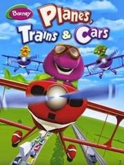 Ver Película Barney: Aviones Trenes y Automoviles (2012)