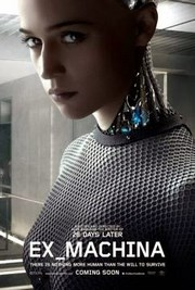Ver Película Ex Machina HD-Rip (2015)