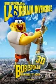 Ver Película Bob Esponja: Un Heroe Fuera del Agua (2015)
