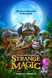 Ver Película Strange Magic (2015)