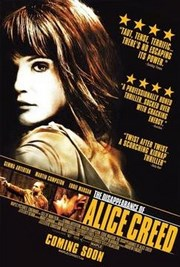 La desaparici�n de Alice Creed